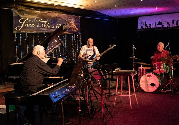 Mike Walker Trio