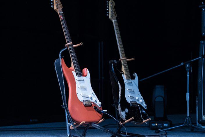 Martin Cilia Stratocasters